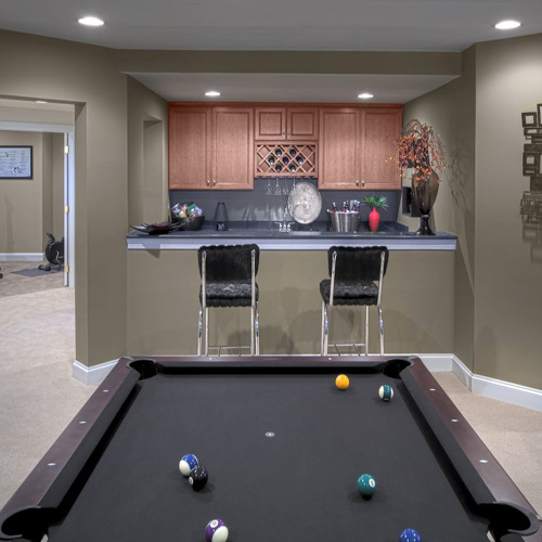 Northern Virginia Basement Remodeling Contractor Cool Northern Virginia Basement Remodeling